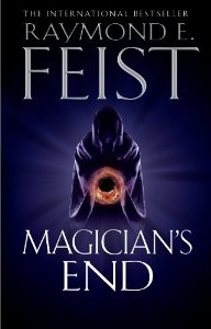 Magician's end UK Cover
